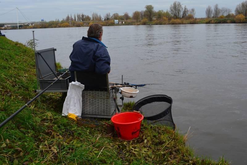 Uitslag 6e Wedstrijd Winter Koppel Competitie AHV Amsterdam Rijn kanaal