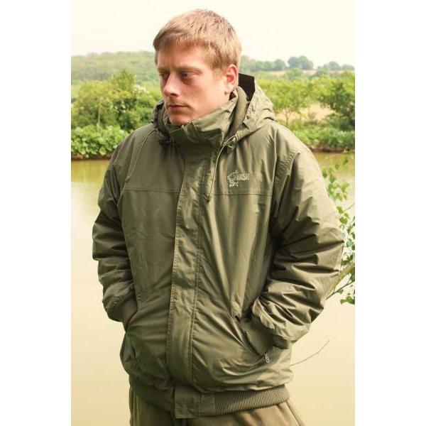 Nieuw ! Reversible waterproof Bomber Jacket.! Nash.!