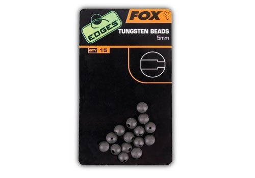 Fox Edges 5mm tungsten bead