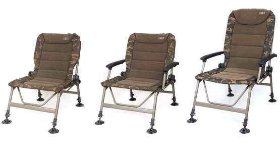 Fox R Camo Recliner Chairs
