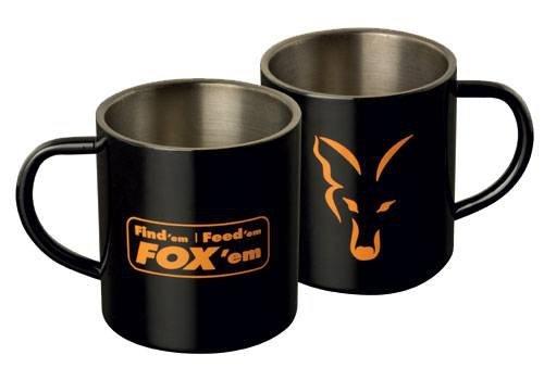 Fox Roestvrij staal Mok