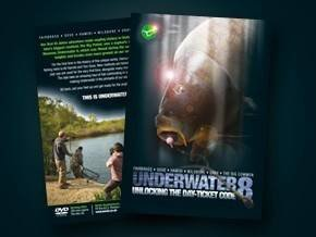 Korda State of the Art Underwater Carp Fishing part 8