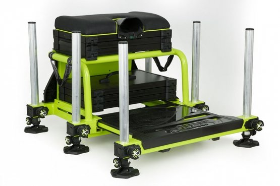 Matrix S36 superbox Lime Edition ltd.