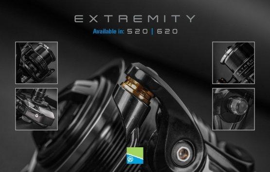 Preston Extremity Feeder molens