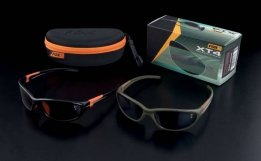 Fox XT4 Polarised Eyewear black frame / brown lense