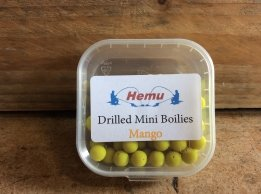 Match Boilies drilled